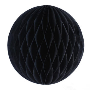 Honeycomb Ball Lantern (Pack of 10 in Different Sizes) 1