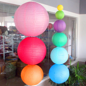 Chinese Paper Lantern for Party & Home Decoration