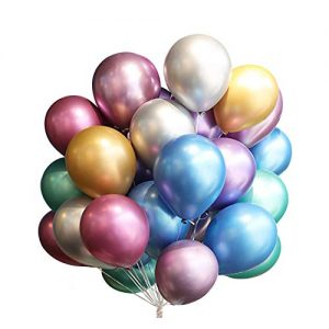 Regular & Metallic Gloss or Matte Coated Latex Balloons