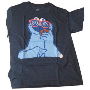 Giant Cookie Monster T-Shirts