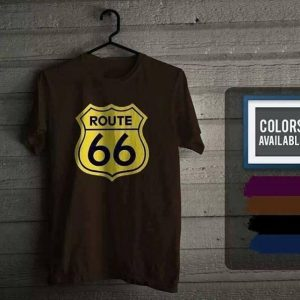Route 66 T-Shirts