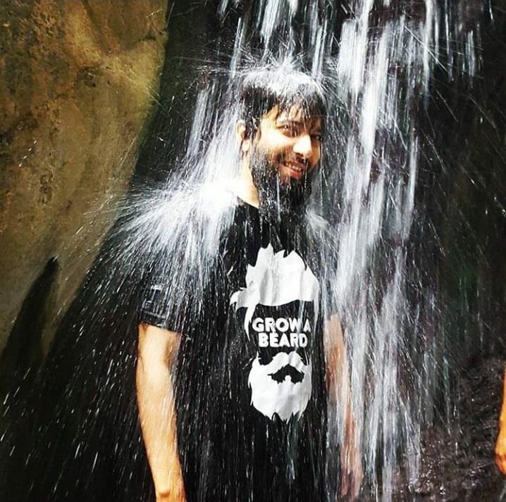 Grow a Beard T-Shirts