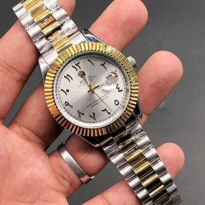 Rolex Arabic Dial Watch