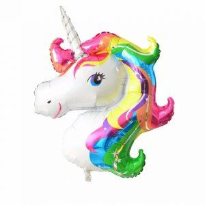 Beautiful Unicorn Foil Balloon