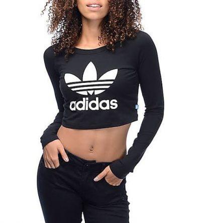 Adidas Cropped T-Shirts