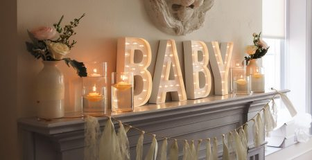 BABY SHOWER POPULAR IN CAPITAL AND MARKET