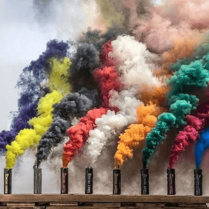Color Smoke Bomb