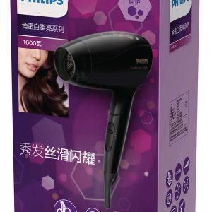 Philips Hair Dryer Black BHC111-03