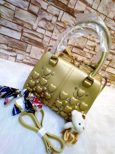 Fibre Body Handbags For Ladies