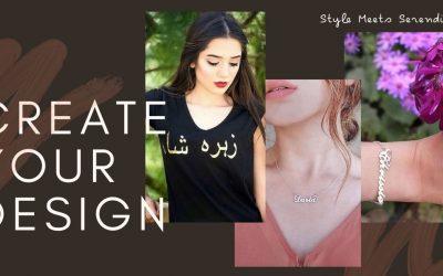 Create Your design