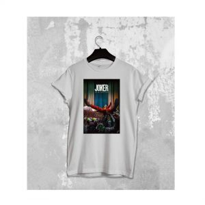Joker We Are All Clowns Print T-shirts
