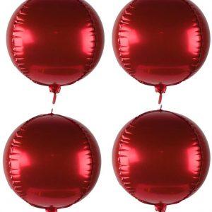 Round Shaped Aluminium Foil Balloons