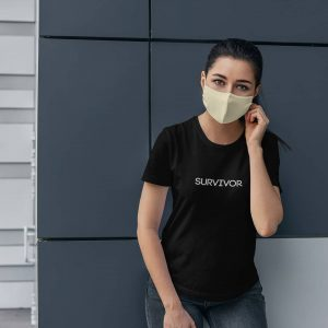 Survivor Print T-shirts