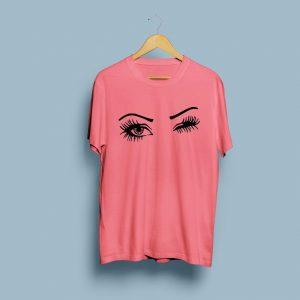Winking Eyes T-shirts
