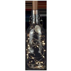 Bottled String Lights