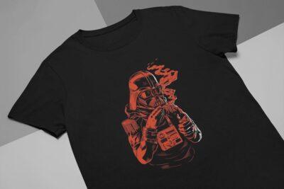 Smokey Vader T-Shirt